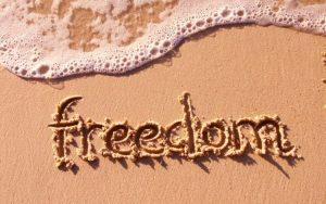 libertà mare
